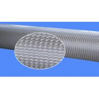 Wholesale Polishing Knurled Rollers For Automotive Decoration Material , Leather Embossing Roll from china suppliers