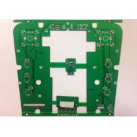 Wholesale Green Solder Mask Double Sided PCB with White Silkscreen for Navigation Control HASL Board from china suppliers