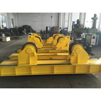 Wholesale Sand Blasting Welding Turning Rolls With Moving System , 40 Ton Loading from china suppliers