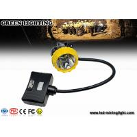 Wholesale 208lum 15000lux Mining Cap Lights high brightness coal mining cap lamp from china suppliers