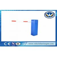 Wholesale LED Light Automatic Vehicle Barrier Gate Used For Parking Toll / Supermarket from china suppliers