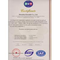 Shenzhen ChinaOpticCable Co.,ltd Certifications