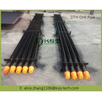 Wholesale 76mm 89mm 114mm Rock Drilling Tools DTH Superior Drill Pipe from china suppliers