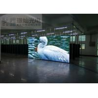 Wholesale P4 Indoor LED Displays Led Advertising Screen With 4-25m Viewing Distance from china suppliers