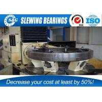 Wholesale Anti Friction Slewing Ring Bearings Stainless Steel Whole Quench Hardening from china suppliers