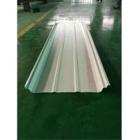 Wholesale 0.6 - 0.8mm Standing Seam Roof Panel Roll Forming Machine fix in 40GP Container from china suppliers