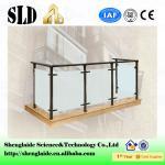 Frameless Glass Railing H9200 ISO9001 Manufacturer