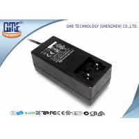 Wholesale Black Antijamming 36W Switching Power Adapter With Coil , 87.4% Efficiency from china suppliers