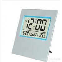 Wholesale Provide Digital Display LCD Electronic Clock from china suppliers