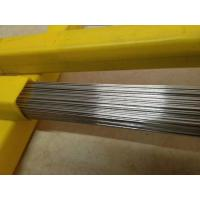 Buy cheap AWS E308L-16 / 304 Stainless Steel Welding Wire Diameter 0.8 - 3.0mm Packing in Plastic Tube from wholesalers