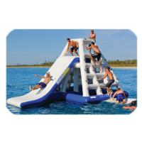 Wholesale Durable PVC Professional Inflatable Pools With Slides / Adult Inflatable Water Slide from china suppliers