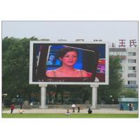 Wholesale IP65 Waterproof RGB Multi Color LED Panel Display , 10 Meters Min Viewing Distance LED Video Panel from china suppliers