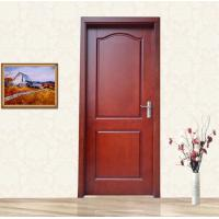 Wholesale Contemporary Veneer Interior Doors , Swing Wood Veneer Interior Doors from china suppliers