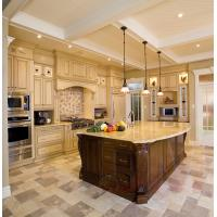 Buy cheap Traditional kitchen cupboard use morden modular kitchen cabinets design from wholesalers