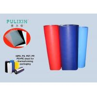 Wholesale Red Blue Compound Polystyrene And Polyethylene Sheet Roll For Industrial from china suppliers