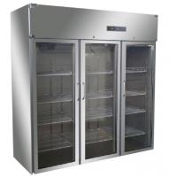 Wholesale Large Medical Vaccine Refrigerator Blood Bank Equipments Upright Glass Door Freezer from china suppliers