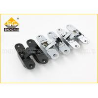 Wholesale 180 Degree Cupboard Door 3D Adjustable Concealed Hinge Italy Type from china suppliers