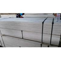 Quality Packing Usage Poplar Material LVL Lumber  For Sounth Korea 1600 x 120 x 14.5 mm for sale