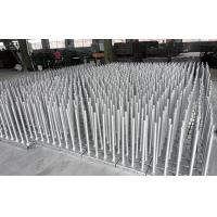 Wholesale Scaffolding Galvanized Adjustable U Head Jack Base for Sale from china suppliers