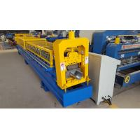 Wholesale Color Steel Roofing Gutter Roll Form Machines Aluminium Downpipe Roll Forming Machine from china suppliers