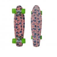 Wholesale Pink Plastic Penny Skateboard  Blue Penny Board Outdoor Customized Colorful from china suppliers
