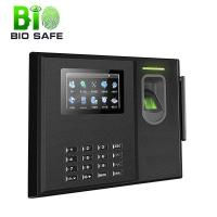 Buy cheap HF- Bio800 Good Comments TCP/IP RFID Read Fingerprint Recognition Time Attendance System from wholesalers