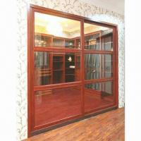 Wholesale Sliding Glass Door With Single/Double/Art Glass/Strong Practicability/Perfect Decorative from china suppliers