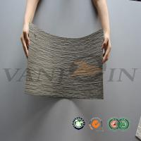 Wholesale Decorative Flexible Wall Tiles , interior / exterior Slate Stone Tile with CE SGS approved from china suppliers