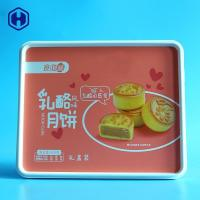 Wholesale Wedding Gift Plastic Square Box Container Food Safe Aesthetic Feeling from china suppliers