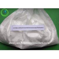 Wholesale White Clostebol Acetate Testosterone SteroidsTurinabol 855-19-6 For Muscle Growth from china suppliers