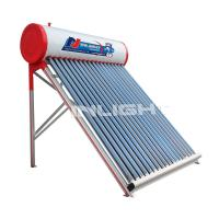 Wholesale 200L Color steel tank with Alunimium support solar energy water heater from china suppliers