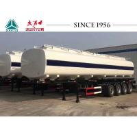 Wholesale 4 Axles 50000 Liters Fuel Tanker Trailer,50 Tons Oil TankerTrailer for Sale from china suppliers