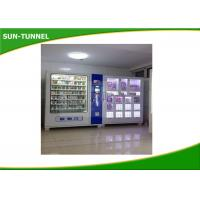 Wholesale Commercial Business Fresh Food Vending Machine LCD Display For Advertising from china suppliers