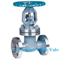 Wholesale ductile iron /cast iron metal seated gate valve from china suppliers