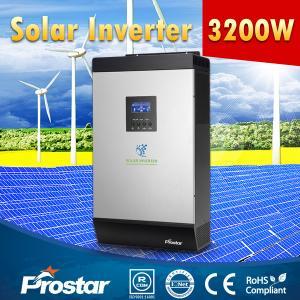 Buy cheap Prostar PowerSolar 48V 4KVA 3200 watt off grid inverter for solar electricity systems from wholesalers