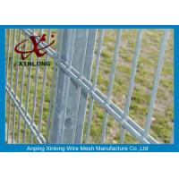 Wholesale Rot Proof Double Loop Ornamental Wire Fencing For Backyard 3mm-4mm from china suppliers
