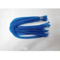 Wholesale Transparent Blue Color Wire Spring Long Tool Tether Ready for Final Snap Hook from china suppliers
