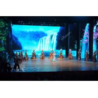 Wholesale High Definition Indoor SMD LED Display Video , Led Stage Backdrop Screen With CE from china suppliers