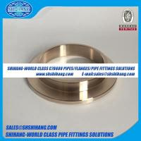 Wholesale copper nickel UNS C70600 CUNI 9010 flange Inner Flange-Composite Slip On Flange-DIN 86036 from china suppliers