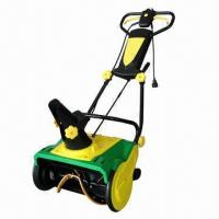Buy cheap Electric snow blower/2000W snow thrower, 20 inches working width, 10 inches working depth from wholesalers