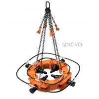 Wholesale 320kN 150mm Stroke Hydraulic Pile Breaker Low Noise With Safe Operation from china suppliers