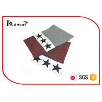 Wholesale Five - Pointed Star Knitted Scarf from china suppliers