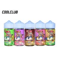 Wholesale Mixed Tropical Fruits Flavor Vapor Cigarette Liquid For Vaporizers , MSDS / FDA Approved from china suppliers