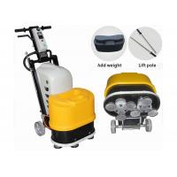 Wholesale Single Phase 60HZ Manual Floor Polish Machine , Stone Concrete Floor Polisher from china suppliers