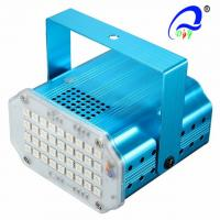 Wholesale SMD 5050 LED Voice Disco Strobe Light / Party Strobe Lights Frequency Adjustable from china suppliers