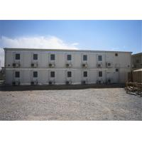 Wholesale Flat Pack Steel Structure Building Two Bedroom Recycled Prefab from china suppliers