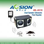 Dual Speaker Ultrasonic Pest Repeller
