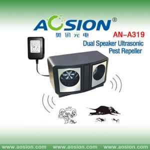 Quality Dual Speaker Ultrasonic Pest Repeller for sale