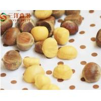 Wholesale Delicious Organic Frozen Fruit Grade A Chestnuts For Home / Restaurant from china suppliers
