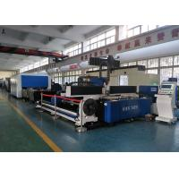 Buy cheap Factory direct low-cost round tube & sheet laser cutting machine 1000w/1500w/2000w from wholesalers